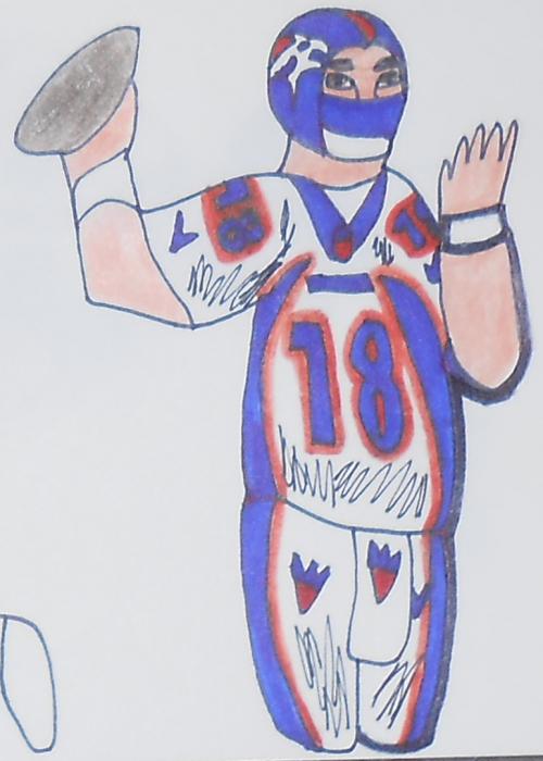 Peyton Manning par armattock